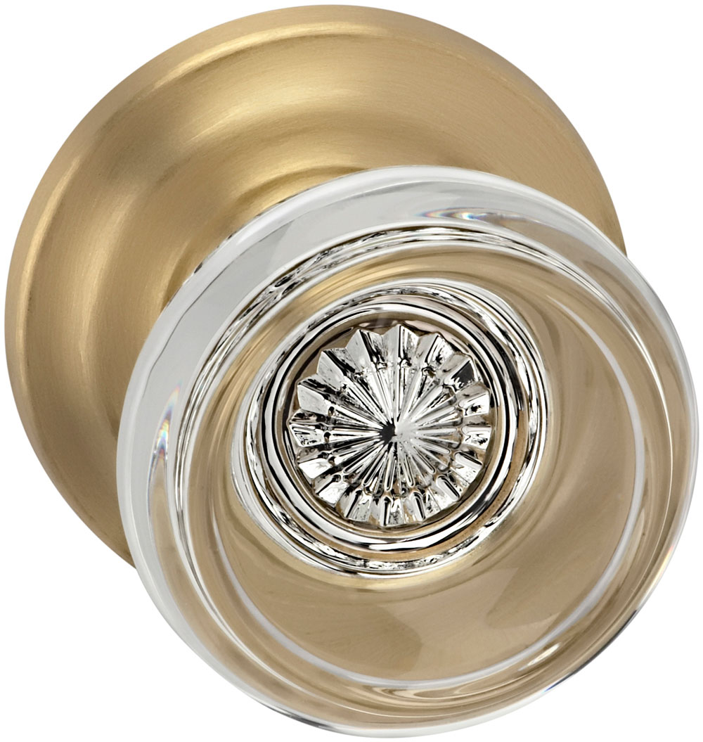 Item No.566TD (US4 Satin Brass, Lacquered)