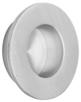 Item No.7502 (Modern Cup Pull - Solid Stainless Steel)