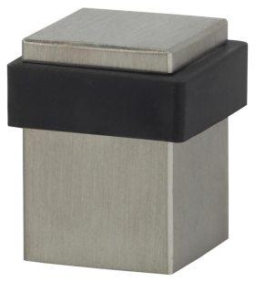 Item No.7620 (Modern Square Floor Door Stop - Solid Stainless Steel)