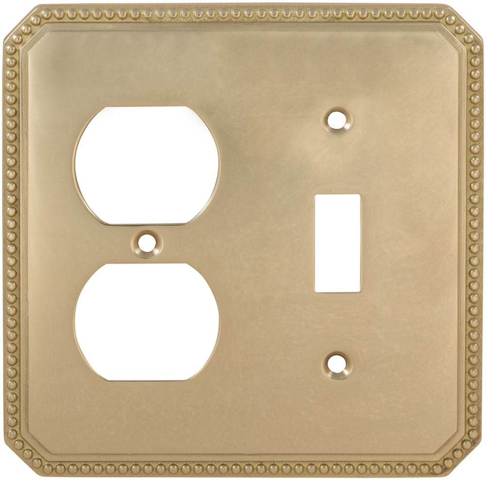 Item No.8004/C (US3 Polished Brass, Lacquered)
