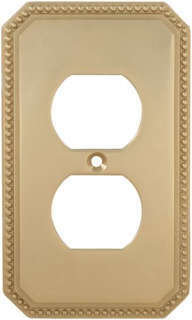 Item No.8004/R (US3 Polished Brass, Lacquered)