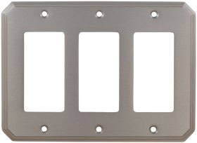 Item No.8024/T (US15 Satin Nickel Plated, Lacquered)