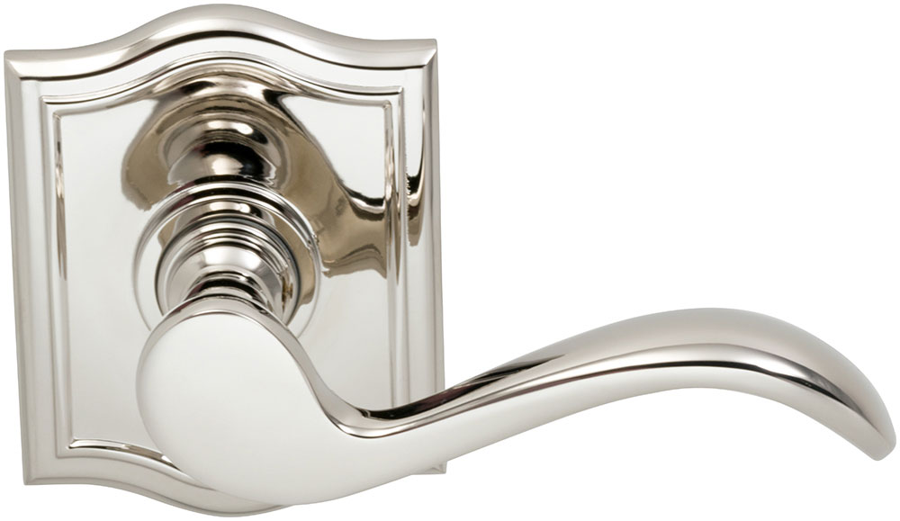Item No.895AR (US14 Polished Nickel Plated, Lacquered)