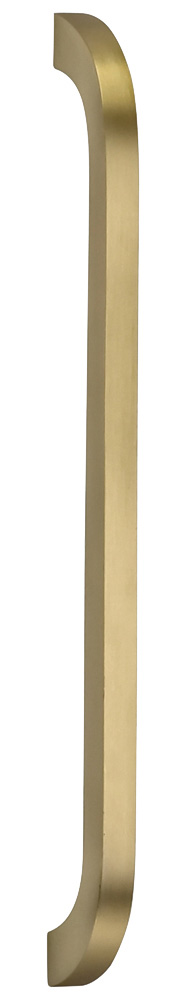 Item No.9023/203 (Modern Cabinet Pull - Solid Brass) in finish US4 (Satin Brass, Lacquered)