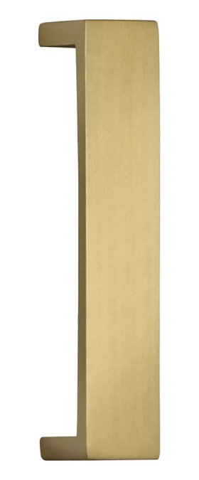 Item No.9024/102 (Modern Cabinet Pull - Solid Brass) in finish US4 (Satin Brass, Lacquered)