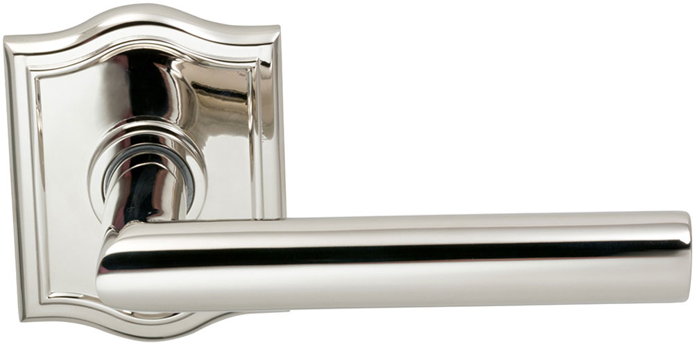 Item No.912AR (US14 Polished Nickel Plated, Lacquered)