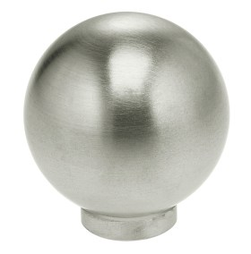 Item No.9180 (Modern Cabinet Knob - Solid Stainless Steel)