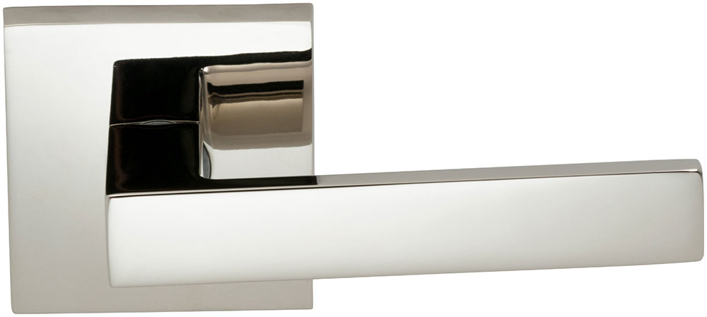 Item No.930SQ (US14 Polished Nickel Plated, Lacquered)