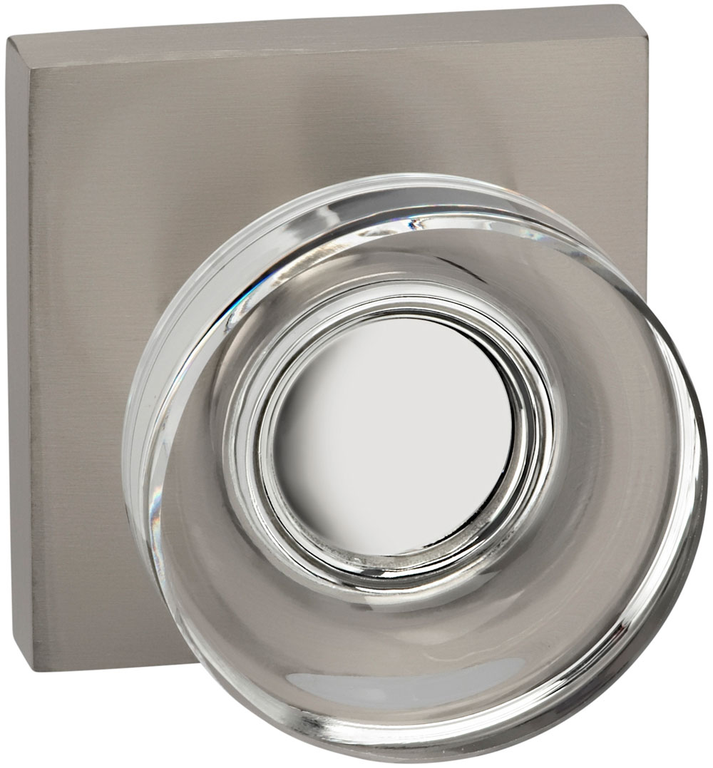 Item No.936SQ (US15 Satin Nickel Plated, Lacquered)