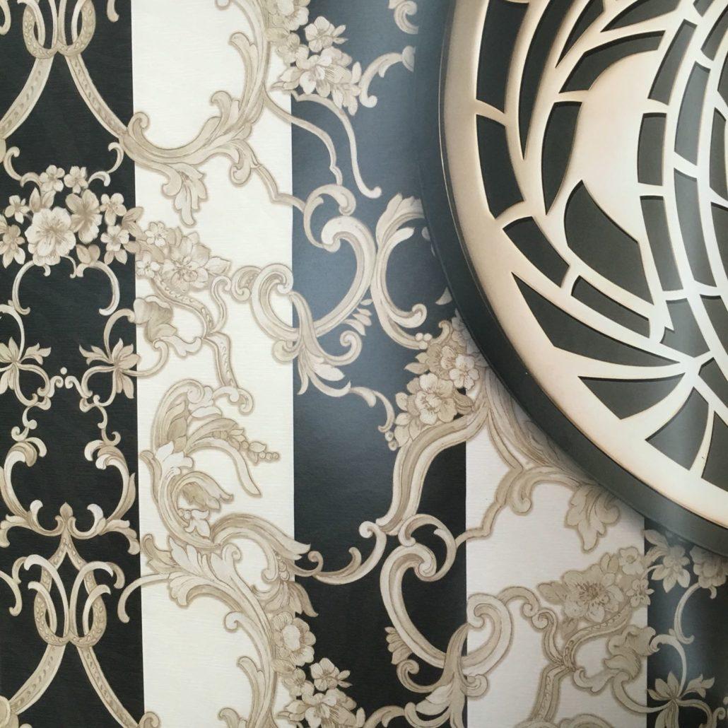 Trasformate i vostri ambienti di casa con moda ed eleganza,. Roberto Cavalli Home 5 Omnia Parati