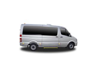 MB 316 CDI - Taxi Transfer - seitlich
