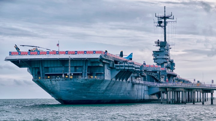 Image result for uss lexington haunted