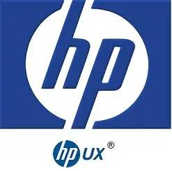 Logo HP UX
