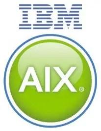 IBM AIX Logo