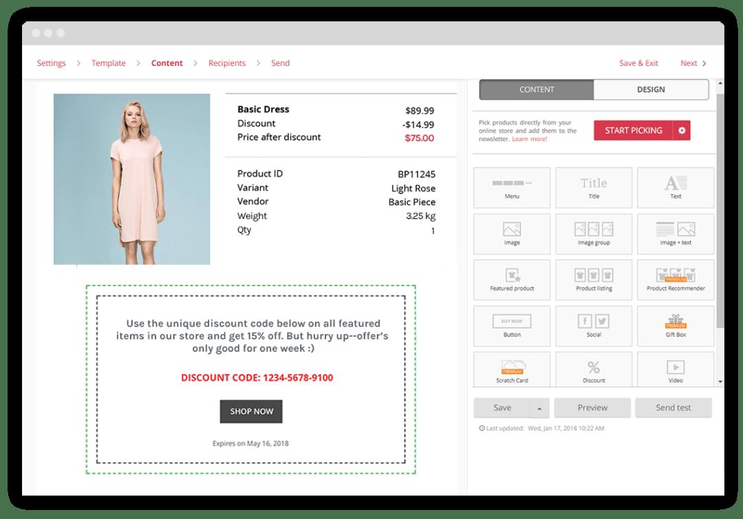 Utilisez la confirmation de commande comme une chance d'obtenir des achats répétés