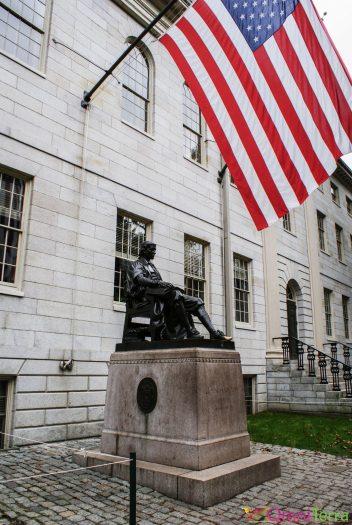 Boston - Harvard - Campus