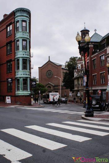 Boston - Harvard - Ville