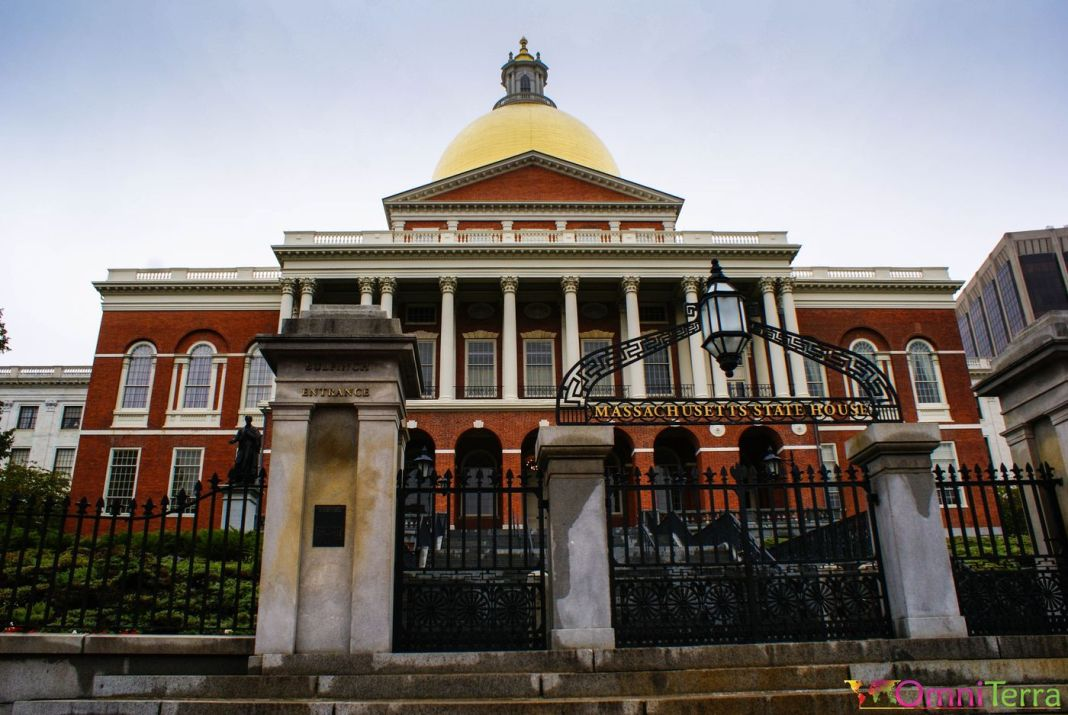 Boston-Massachusetts State House