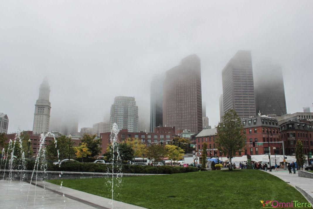 Boston-Boston Historical Park