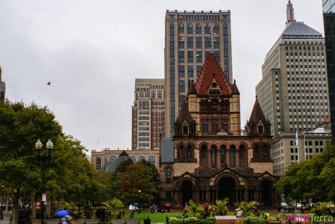 Boston-Trinity Church