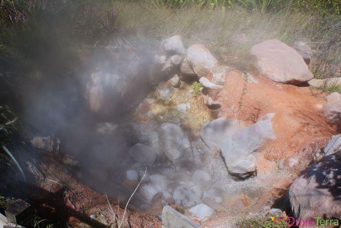 Fumerolles parc Rincòn de la Vieja