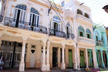 Cuba - Havane - Centro - Architecture