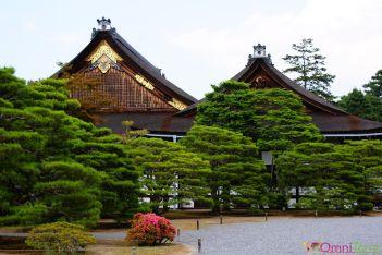 Japon - Kyoto - Les jardins impériaux