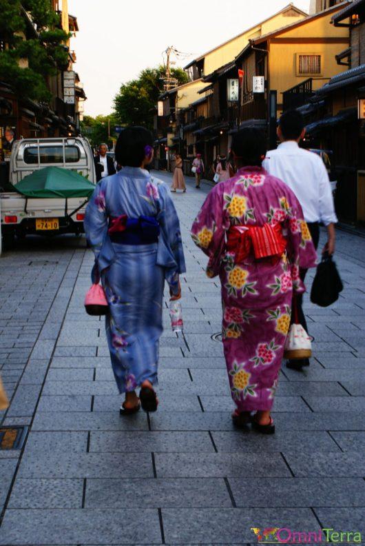 Japon - Kyoto - Pontocho - Geisha