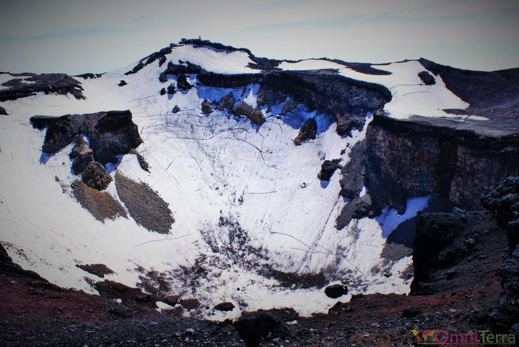 sommet Mont-Fuji