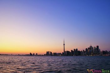 Ontario - Îles de Toronto - Skyline