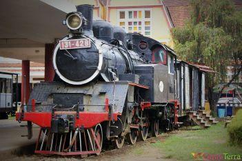 Vietnam - Dalat - Locomotive