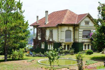 Vietnam - Dalat - Maison style français