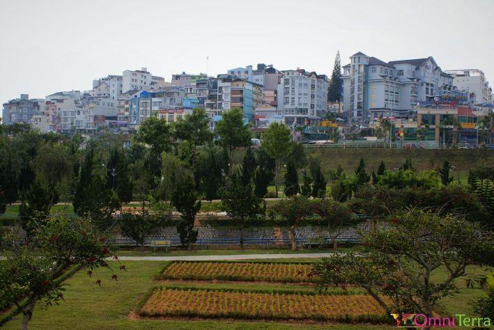 Vietnam - Dalat - Ville