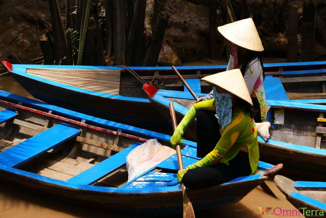 Vietnam-Delta du Mékong