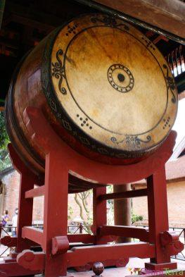 Vietnam - Hanoi - Temple de la littérature