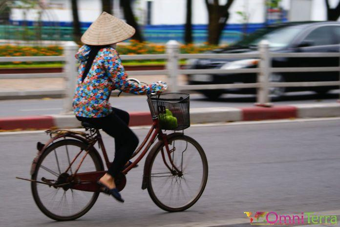 Vietnam - Hanoi - Vélo