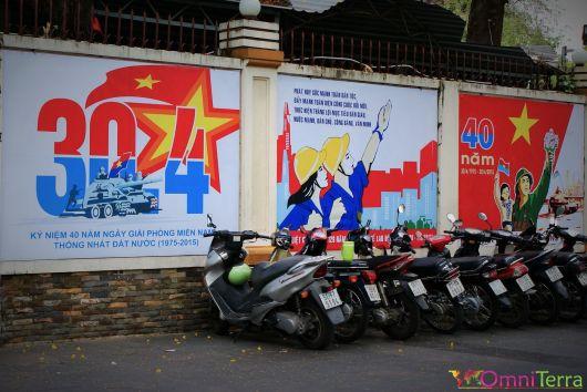 Vietnam - Ho Chi Minh - Rue