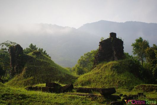 Vietnam - My Son - Ruines