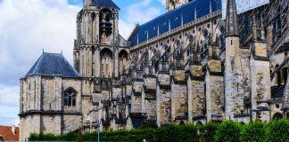 Bourges - Cathédrale de Bourges