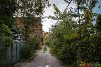 Montréal - Ruelle verte