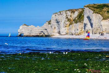 Normandie - Étretat - Falaises