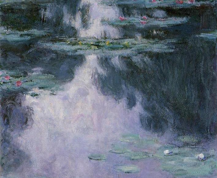 Nympheas - Claude Monet