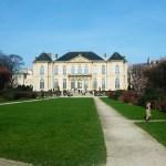 Paris - Musée Rodin - Hotel Biron