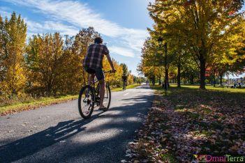 Verdun - Piste cyclable