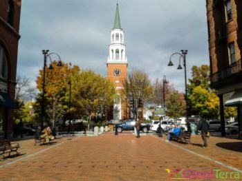 Vermont - Burlintgton - Church street