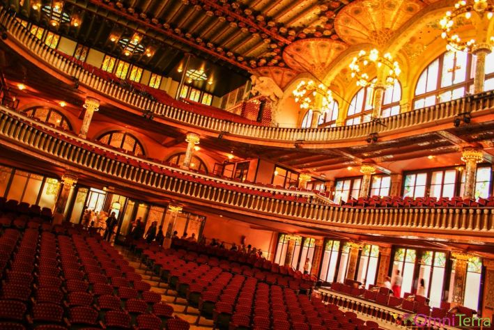 Barcelone-Palau-de-la-Música-Salle-de-concert