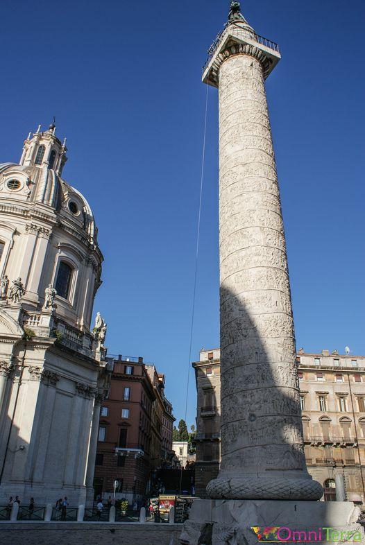 Rome - Colonne Trajan