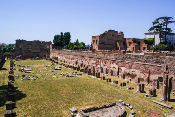 Forum romain - ensemble