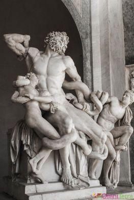 Rome-Musée-du-Vatican-Laocoon