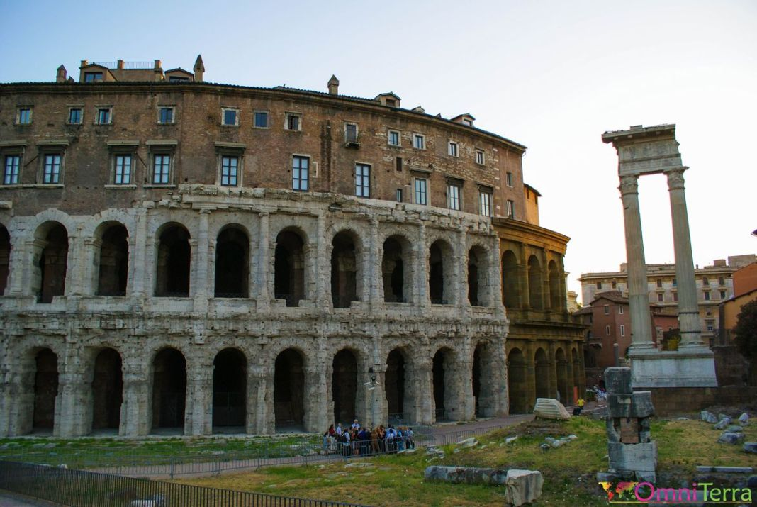 Rome - Theatre Marcellus